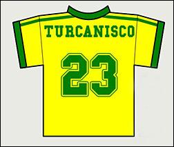 Numele meu brazilian: TURCANISCO